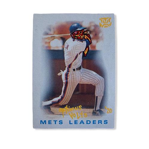 New York Mets Leaders Mookie Wilson