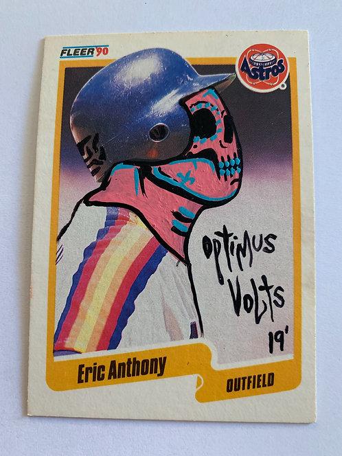 Eric Anthony Dia Delos Muertos baseball card