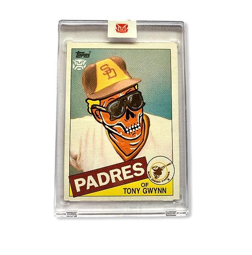 Tony Gwynn Topps 1985 San Diego padres