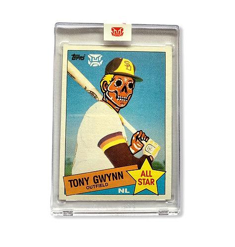 Tony Gwynn Topps 1985 all star San Diego padres