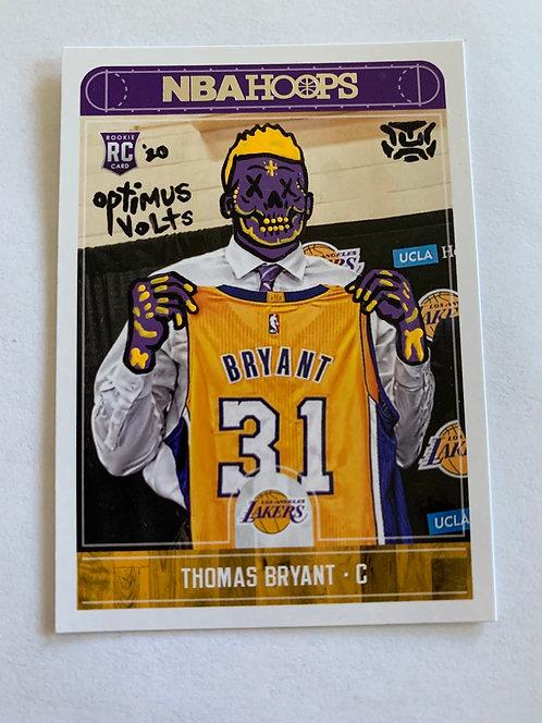 Thomas Bryant NBA Hoops Panini 2017-18