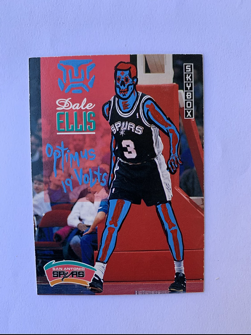 Dale Ellis skybox 1993 San Antonio Spurs