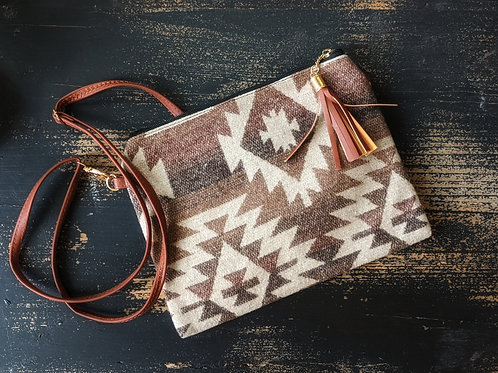 Aztec Convertible Purse