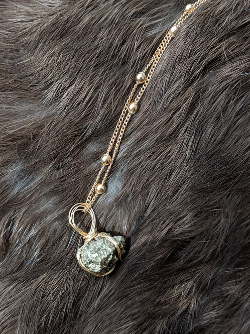 Little Nugget Necklace