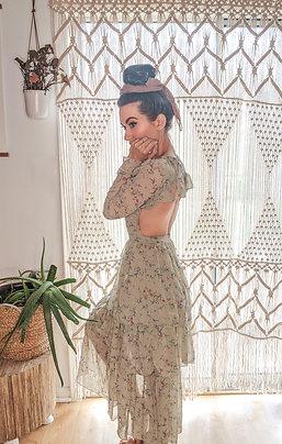"""In The Garden"" Dress"