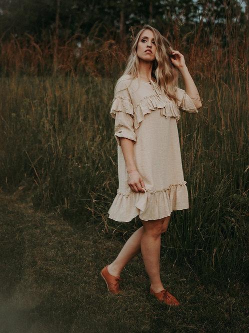 Boho on the Prairie Dress