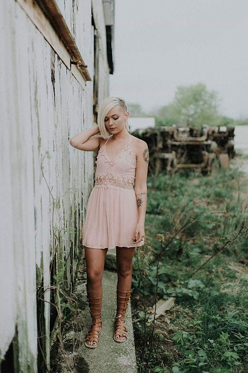 That Tiny Pink Pretty Dress