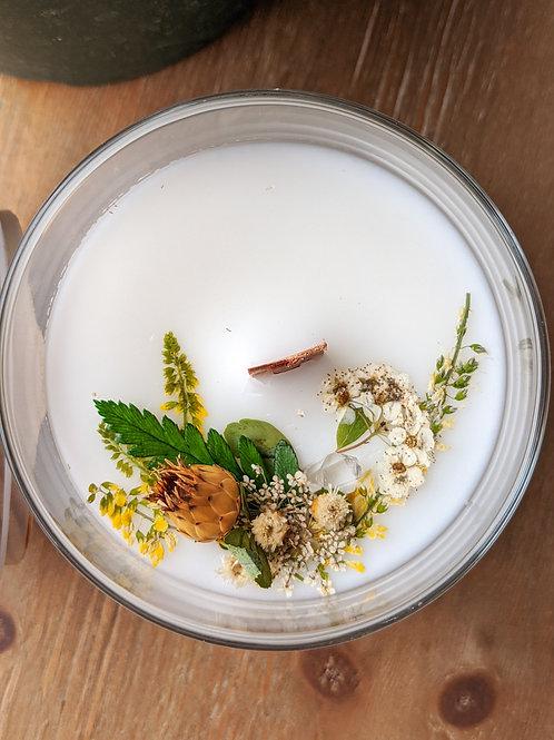 Spiced Bergamot & Labdanum