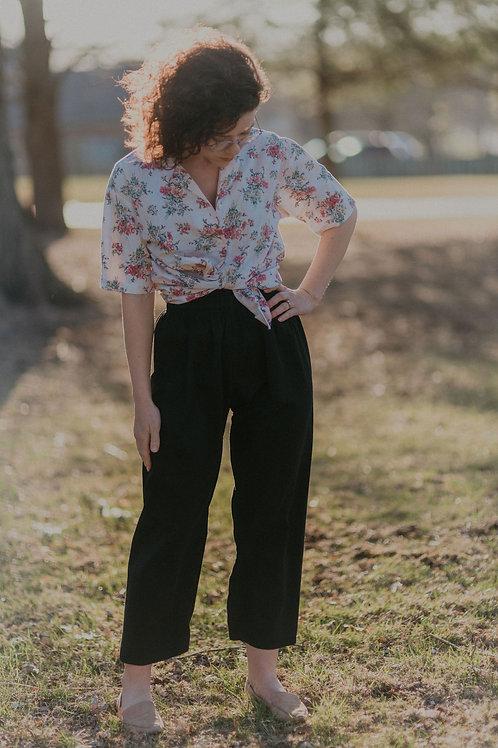 High Midnight Vintage Pants