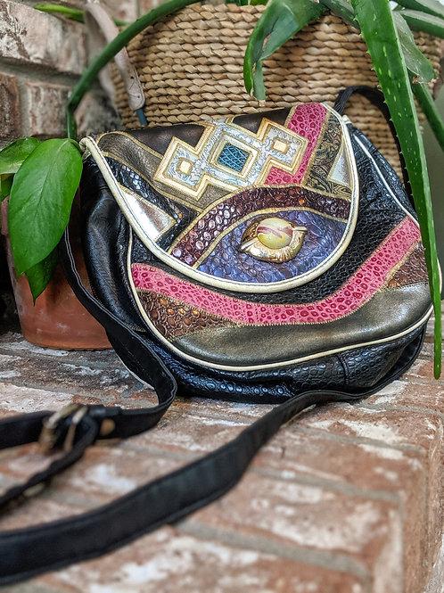 Vintage 80s Handbag