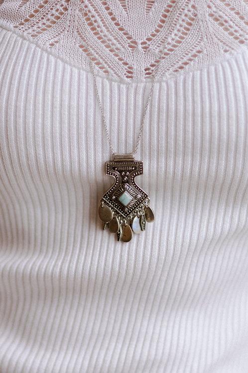 Handmade Moonshine Necklace