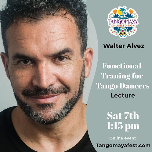 LFunctional Training for Tango Dancers Lecture