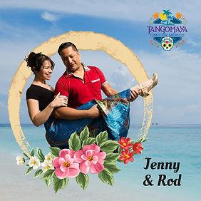 Rod & Jenny