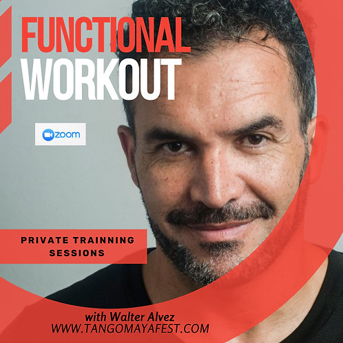 Private Physical Training with Walter Alvez
