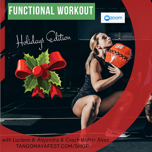 WORKOUT HOLIDAYS SPECIAL EDITION