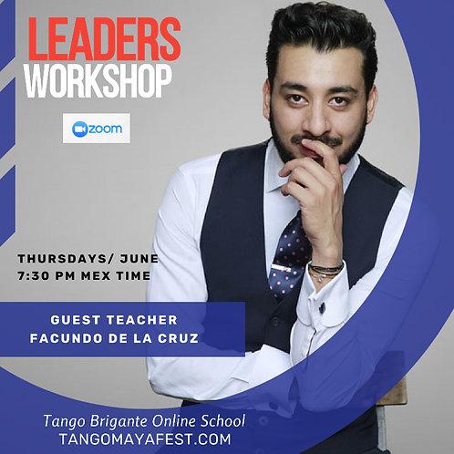 4hrs Leaders Workshop Thursday