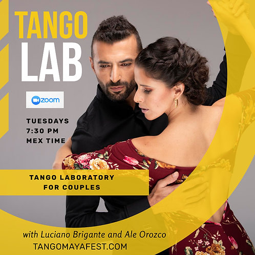 4HRS Tango LAB with Luciano and Alejandra