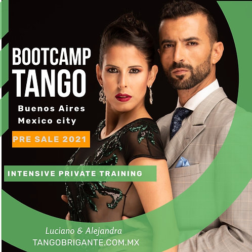 Intense Private Bootcamp Buenos Aires &Mexico City