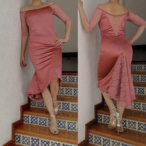 GALA PINK DRESS