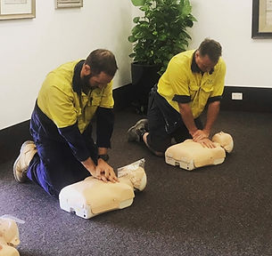 LVR Training with F.A.S.T. First Aid