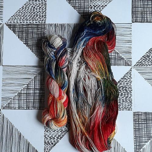 Painters palette (sock)