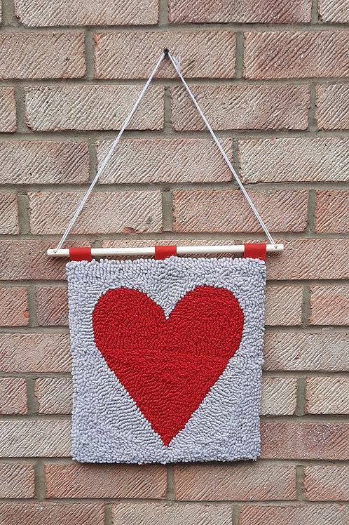 Heart (wall hanging)