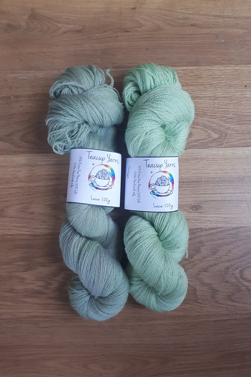 Sage (Limited Edition Lace)