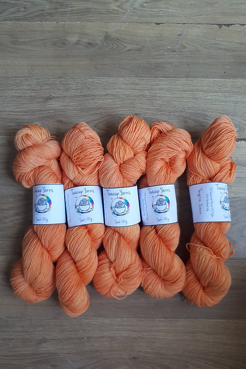 Tangerine Dream (sock)