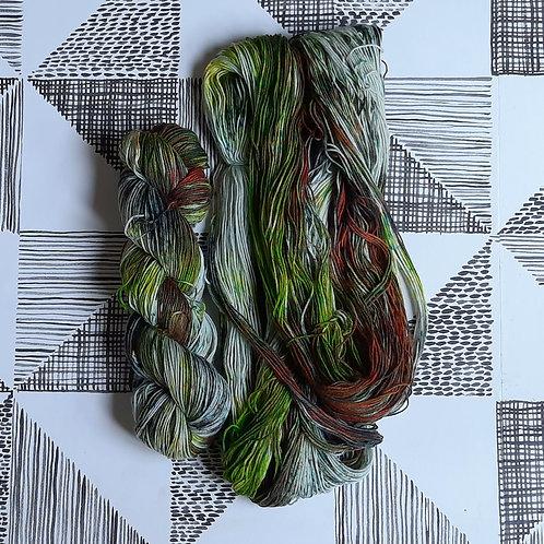 Enchanted Lake (sock)
