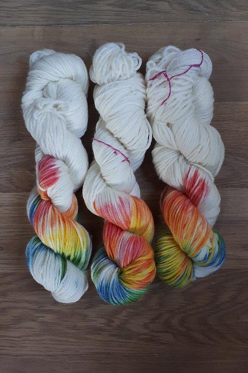 Rainbow Stripe (DK)