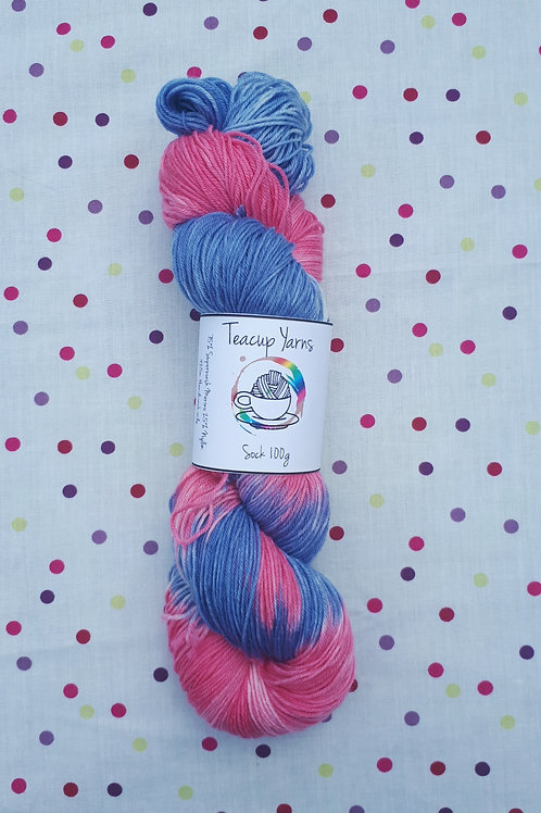 Pansy (sock)
