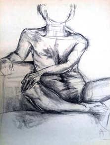 Sketch - Male Nude