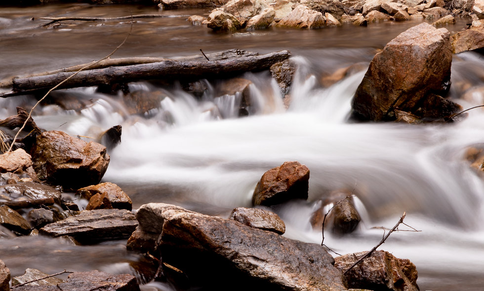 Hardy Falls Wild Water
