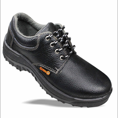 Leather Safety Shoes BluSafe BS-405