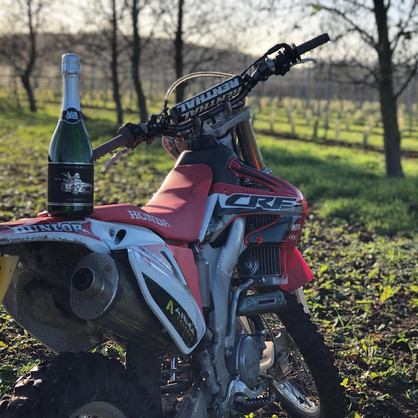 Motorbike Ride outs from the Vineyard