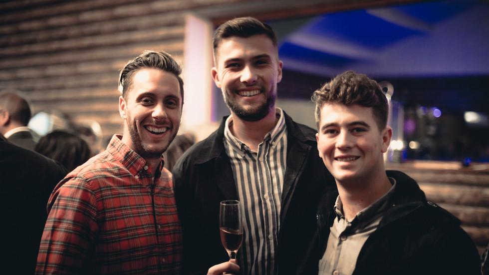 Emerging Wines crew