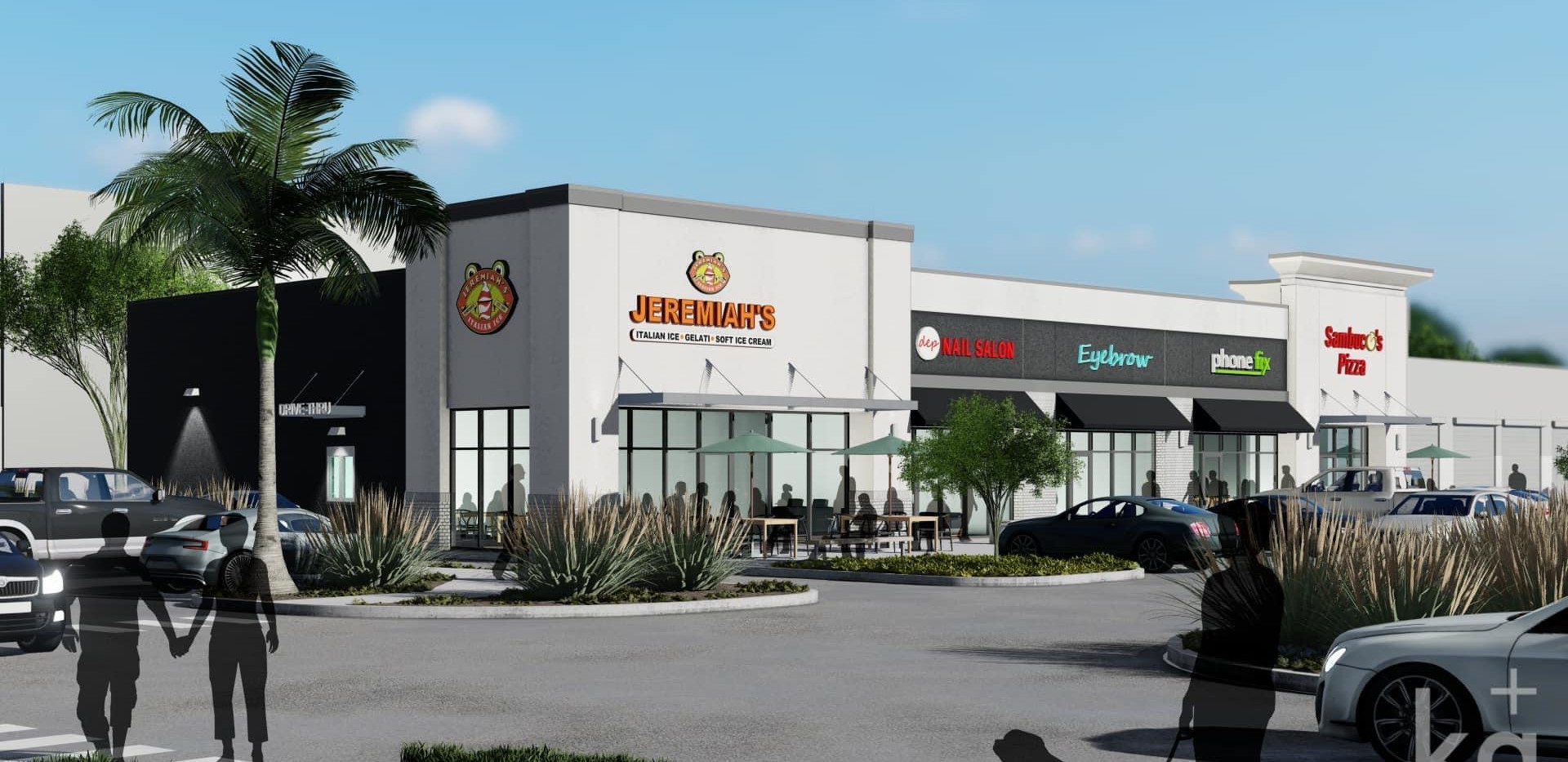 Parkway Place Retail Center