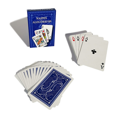 Barajas Azules Poker