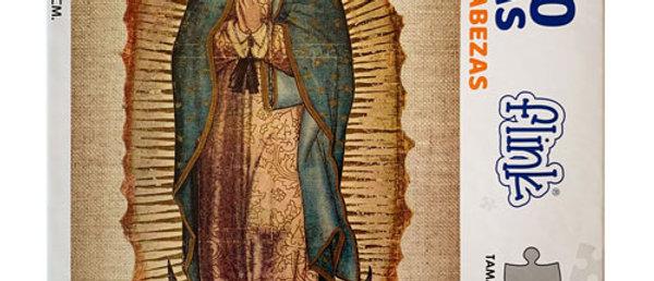 Rompecabezas Virgen de Guadalupe 1000 piezas