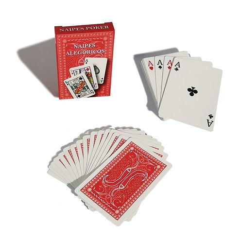 Barajas Rojas Poker