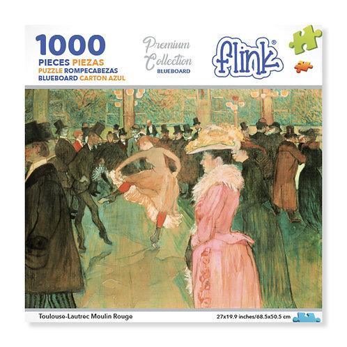Mouline Rouge, Toulouse Lautrec