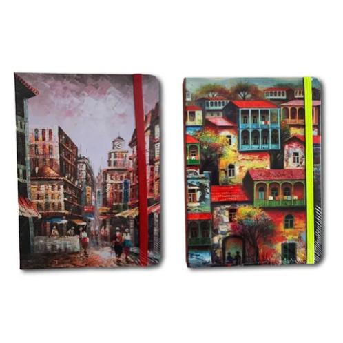 2 Pack Libretas Artísticas Andador/Casas