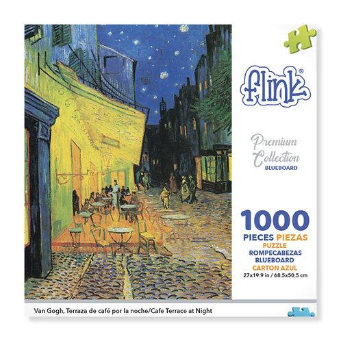 Terraza de Café por la Noche, Van Gogh