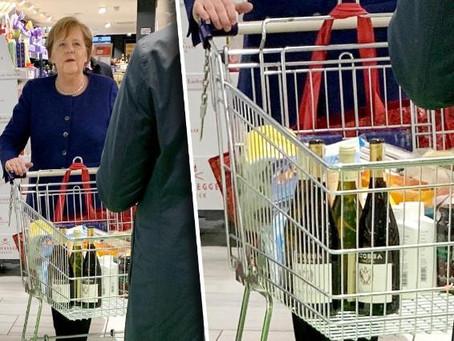 メルケル首相がスーパーで働く人に目を向けられるわけ