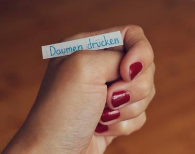 「親指」をドイツ語で考える