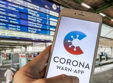 【ドイツ語ニュース】コロナアプリのスタート