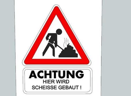 Unter der Gürtellinie 下世話な表現(2)Scheiße の慣用表現