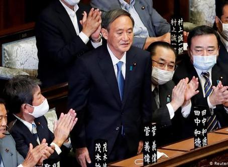 【ドイツ語ニュース解説】菅義偉氏、内閣総理大臣に選出