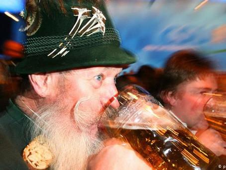 Bier(ビール)にまつわるドイツ語表現