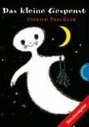 【書籍紹介】Ostfried Preußler著、『Das kleine Gespenst(小さいおばけ)』(Thienemann)